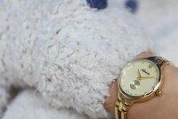 Zegarek damski Adriatica bransoleta A3728.118SQ - duże 3
