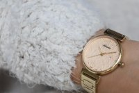 Zegarek damski Adriatica bransoleta A3738.11GRQ - duże 3