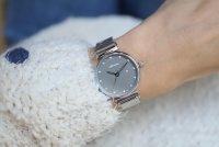 Zegarek damski Adriatica bransoleta A3738.5147Q - duże 3