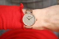 Zegarek damski Adriatica bransoleta A3738.9147Q - duże 2
