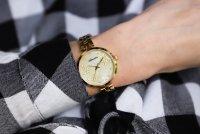 Zegarek damski Adriatica bransoleta A3741.114SQ - duże 2