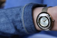Zegarek damski Adriatica bransoleta A3771.1141QZ - duże 3