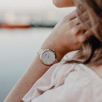 Zegarek damski Adriatica bransoleta A3787.9113Q - duże 2