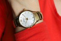 Zegarek damski Adriatica bransoleta A3798.1173Q - duże 2