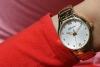 Zegarek damski Adriatica bransoleta A3798.1173Q - duże 3