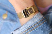 Zegarek damski Adriatica bransoleta A3814.115GQ - duże 2