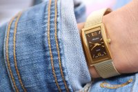 Zegarek damski Adriatica bransoleta A3814.115GQ - duże 3