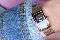 Zegarek damski Adriatica bransoleta A3814.9154Q - duże 2