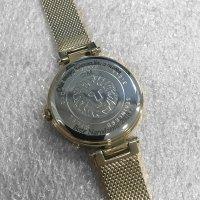Zegarek damski Anne Klein bransoleta AK-2472BKGB - duże 2