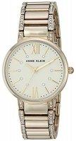 Zegarek damski Anne Klein bransoleta AK-3200CHGB - duże 1