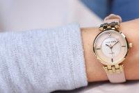 Zegarek damski Anne Klein pasek AK-2684LPST - duże 3