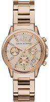 Zegarek damski Armani Exchange fashion AX4326 - duże 1