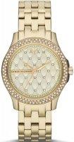 Zegarek damski Armani Exchange fashion AX5216 - duże 1