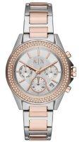 Zegarek damski Armani Exchange fashion AX5653 - duże 1