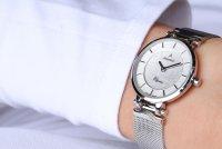 Zegarek damski Atlantic elegance 29035.41.21 - duże 5