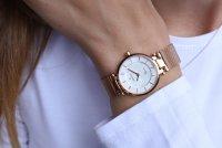 Zegarek damski Atlantic elegance 29035.44.21 - duże 2
