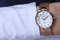 Zegarek damski Atlantic elegance 29035.44.21 - duże 5