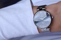 Zegarek damski Atlantic elegance 29037.41.61MB - duże 3