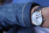 Zegarek damski Atlantic elegance 29038.41.21MB - duże 3