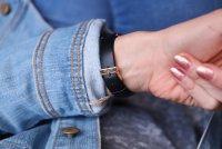 Zegarek damski Atlantic elegance 29038.44.67L - duże 3