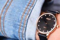 Zegarek damski Atlantic elegance 29038.44.67L - duże 4