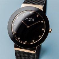 Zegarek damski Bering ceramic 11435-166 - duże 4