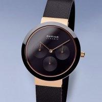 Zegarek damski Bering ceramic 35036-166 - duże 3