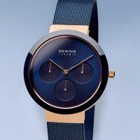 Zegarek damski Bering ceramic 35036-367 - duże 2