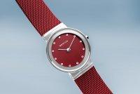 Zegarek damski Bering classic 10126-303 - duże 5