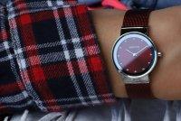 Zegarek damski Bering classic 10126-303 - duże 7