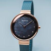 Zegarek damski Bering classic 10128-368 - duże 3