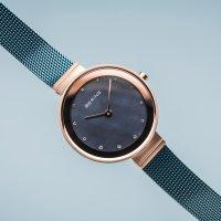 Zegarek damski Bering classic 10128-368 - duże 5