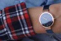 Zegarek damski Bering classic 10128-368 - duże 7