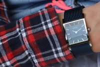 Zegarek damski Bering classic 10426-307-S - duże 3