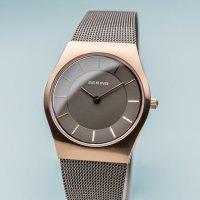 Zegarek damski Bering classic 11930-369 - duże 2