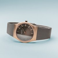 Zegarek damski Bering classic 11930-369 - duże 3