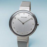 Zegarek damski Bering classic 12034-000 - duże 3