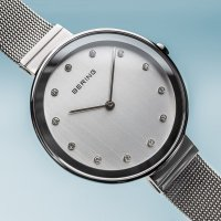 Zegarek damski Bering classic 12034-000 - duże 5