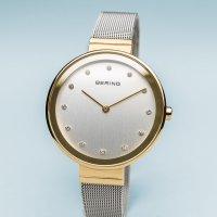 Zegarek damski Bering classic 12034-010 - duże 3