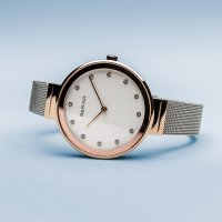 Zegarek damski Bering classic 12034-064 - duże 4
