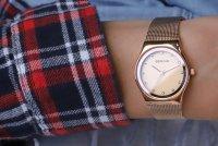 Zegarek damski Bering classic 12927-366 - duże 3