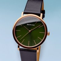Zegarek damski Bering classic 13436-469 - duże 6