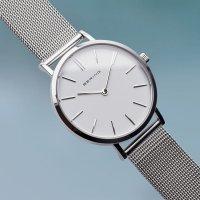 Zegarek damski Bering classic 14134-004 - duże 5