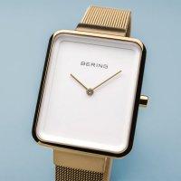 Zegarek damski Bering classic 14528-334 - duże 4