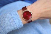 Zegarek damski Bering classic 14531-363 - duże 6