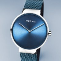 Zegarek damski Bering classic 14539-308 - duże 3