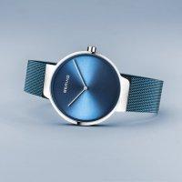 Zegarek damski Bering classic 14539-308 - duże 4