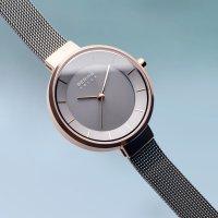 Zegarek damski Bering solar 14631-369 - duże 5