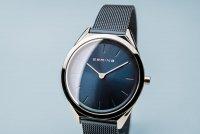 Zegarek damski Bering ultra slim 17031-307 - duże 3