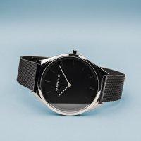 Zegarek damski Bering ultra slim 17039-102 - duże 3